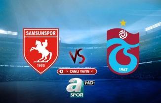 Samsunspor Trabzonspor maçı (CANLI İZLE)