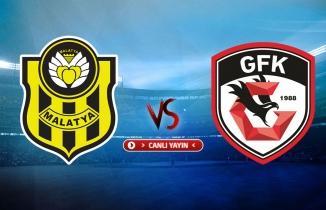 Y. Malatyaspor Gaziantep FK Maçı / CANLI İZLE