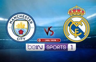 Manchester City - Real Madrid maçı (CANLI İZLE)