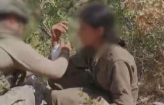 Hakkari'de 1 PKK'lı terörist yakalandı