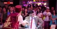 Tayland'da Kahramanmaraşlı Dondurma Ustası Mr. Bean'i şakaladı