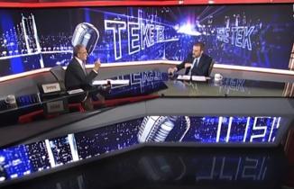 Mahir Ünal'dan CHP'ye eski Türkiye eleştirisi