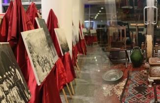 KMTSO'da 100. Yıl Kurtuluş sergisi açıldı!