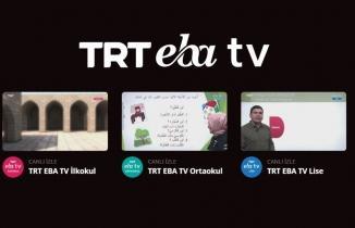 TRT EBA TV uzaktan eğitim canlı izle (23 Haziran Salı)