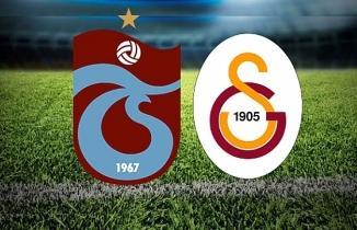 Trabzonspor 2-2 Galatasaray Maç Özeti ve Golleri İzle Youtube Bein Sport TS GS Özet