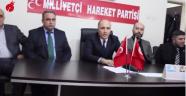 Mustafa Akpinar basın açıklaması