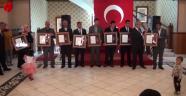 Kahramanmaraş valiliğince Şehit Ailelerine ve Gazilere Devlet Övünç Madalyası Verildi