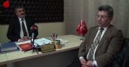 Prof.Dr. Sefer AYCAN MHP Pazarcık Ziyareti