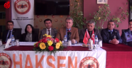 HAKSEN Genel Başkanı Ayhan Çivi Basın Açıklaması