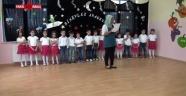 Binevler Anaokulu Minik Kalpler Sınıfı Anneler Günü Etkinliği