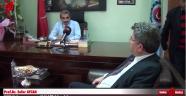 Prof.Dr. Sefer AYCAN MHP M.Vekili Aday Adayı Elbistan Maden-İş Ziyareti