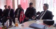 Prof.Dr. Sefer AYCAN MHP Aday Adayı - Pazarcık Ziyareti