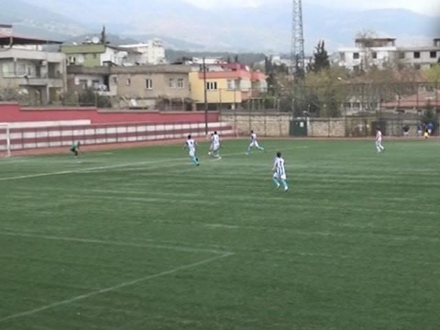 Pazarcık Belediye Aksuspor 0-2 Elbistanspor / Maç Özeti