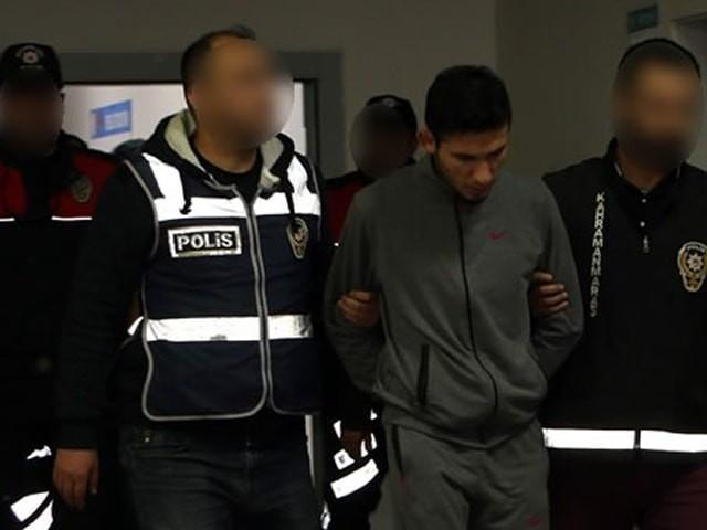 Kahramanmaraş'ta 2 kişinin ölümüne neden olup kaçan sürücü yakalandı