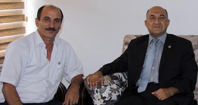Ramazanoğlu Kanal Maraş'ı ziyaret etti