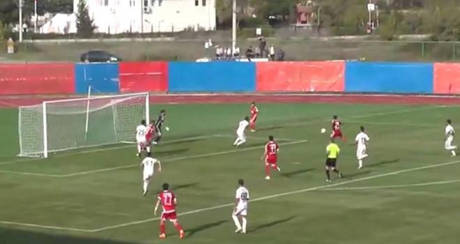 Zonguldak Kömürspor 1-1 Kahramanmaraşspor (Özet)