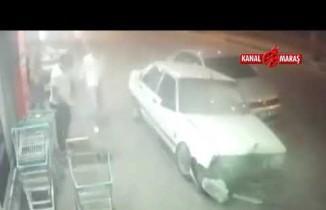 Adana'da canını hiçe sayıp çocuğa aracın çarpmasını engelledi
