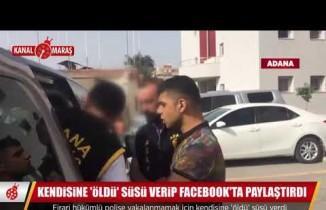 Adana'da inanılmaz olay! Ölüm ilanı yayınlatıp, cenaze töreni düzenletti