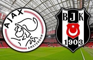 Şampiyonlar Ligi özeti izle: Ajax Beşiktaş maç özetini izle