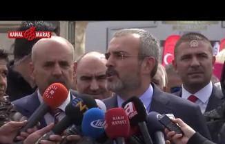 AK Parti Genel Başkan Yardımcısı Mahir Ünal'dan ittifak ve af açıklaması