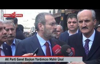 """Ak Parti Genel Başkan Yardımcısı Ünal: """"HDP PKK'NIN SİYASİ UZANTISIDIR!"""""""