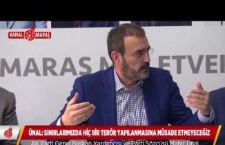 AK Parti Sözcüsü Ünal: 'HDP kürtlerin düşmanıdır!'
