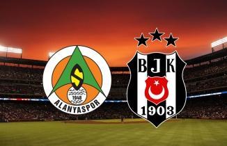 Aytemiz Alanyaspor - Beşiktaş maçı (CANLI İZLE)