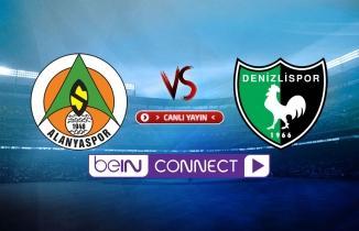 Alanyaspor - Denizlispor maçı canlı izle