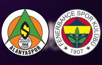 Alanyaspor Fenerbahçe HD Canlı Maç İzle Şifresiz Bein Sports Alanya FB Maçı İzle