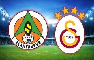 Alanyaspor Galatasaray Maçı İzle (Canlı ALANYA - GS)