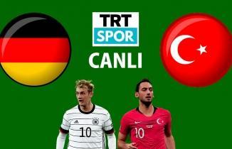 Almanya - Türkiye Maçı (CANLI İZLE)