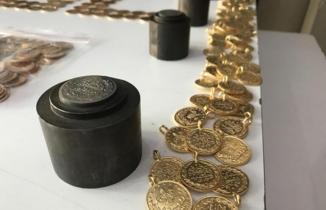Kahramanmaraş dahil 6 ilde yasa dışı 10 bin altın basan 24 kişi yakalandı