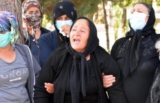 Zeynep Şenpınar Kahramanmaraş'ta toprağa verildi