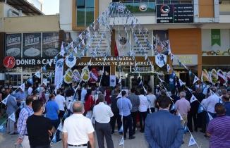 Kahramanmaraş'ın ilk arabuluculuk ve tahkim merkezi açıldı