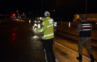 Kahramanmaraş'a giriş ve çıkışlar kapatıldı!