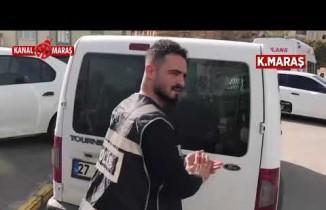 Aranan katil zanlısı Kahramanmaraş'ta yakalandı!