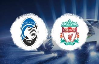 Atalanta - Liverpool Maçı (CANLI İZLE)