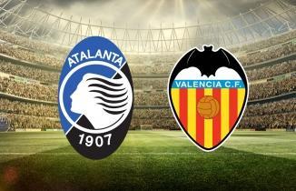 Atalanta - Valencia maçı (CANLI İZLE)