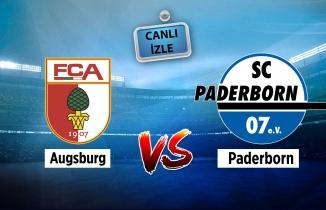 Augsburg - Paderborn maçı (CANLI İZLE)