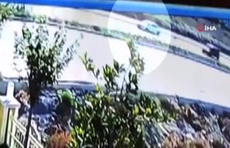 İstanbul Avcılar'da otomobil içindeki genç kadını dövdü