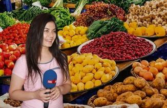 Ayşe ile çarşı-pazar'ın nabzı