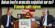 KSÜ Rektörü Prof Dr Durmuş Deveci ile yapılan röportaj