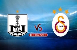 Neftçi - Galatasaray maçı (CANLI İZLE)