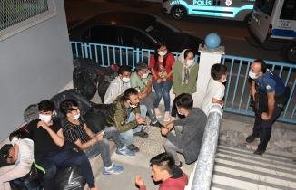 Aydın'da Banker Bilo filmi gerçek oldu