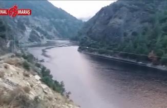 Baraj kirliliği alarm veriyor: Kahramanmaraş'ta kirlilik üst seviyelere çıktı