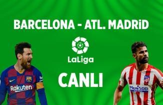 Barcelona-Atletico Madrid Maçı Özet İzle