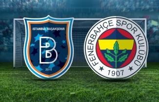 Başakşehir Fenerbahçe bein sports 1 canlı izle Başakşehir FB şifresiz lig tv canlı maç izle