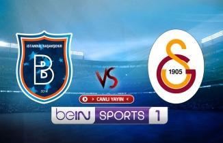 Başakşehir - Galatasaray maçı (CANLI İZLE)