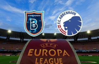 Başakşehir - Kopenhag maçı (CANLI İZLE)