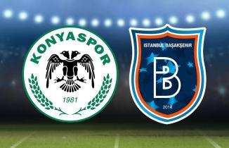 CANLI   Konyaspor Başakşehir Maçı Canlı İzle (Bein Sports 3 Şifresiz İzle)
